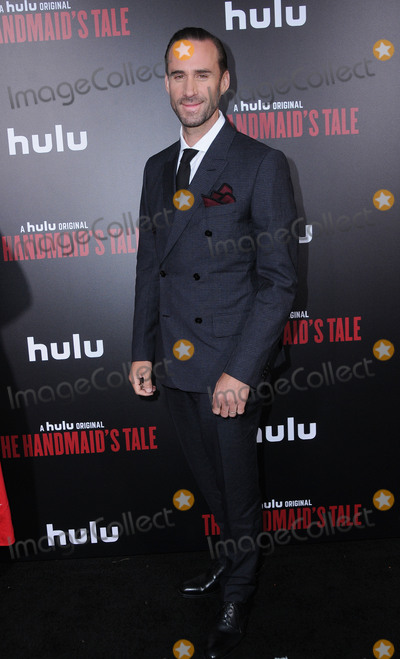 Joseph Fiennes Photos - 25 April 2017 - Hollywood California - Joseph Fiennes Los Angeles premiere of Hulus The Handmaids Tale held at ArcLight Hollywood in Hollywood Photo Credit Birdie ThompsonAdMedia