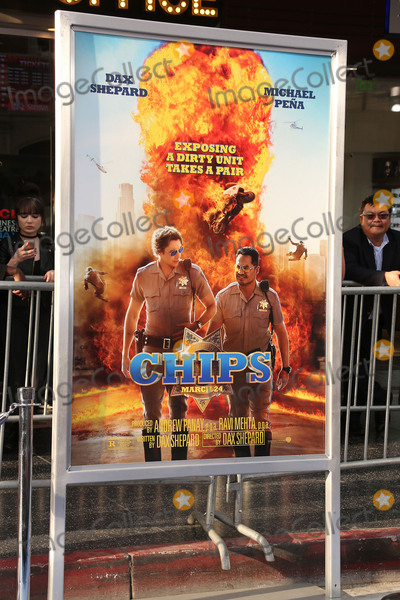 Photos From 'CHiPS' Los Angeles Premiere