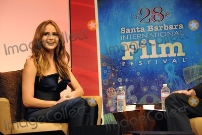 Photo - 28th SBIFF - Outstanding Performer Award Jennifer Lawrence