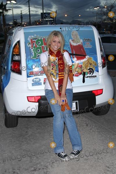 Angel Porrino,Hollies,The Hollies Photo - Angel Porrino At Toy Drive