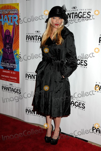 Charlotte Ross Photo - Hair Play Opening