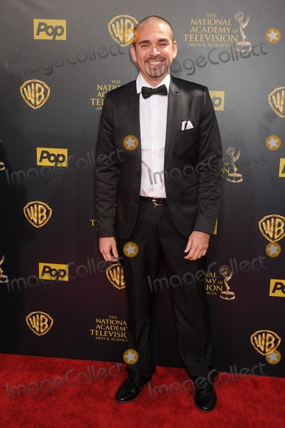Andre Bauth Photo - 26 April 2015 - Burbank California - Andre Bauth The 42nd Annual Daytime Emmy Awards - Arrivals held at Warner Bros Studios Photo Credit Byron PurvisAdMedia