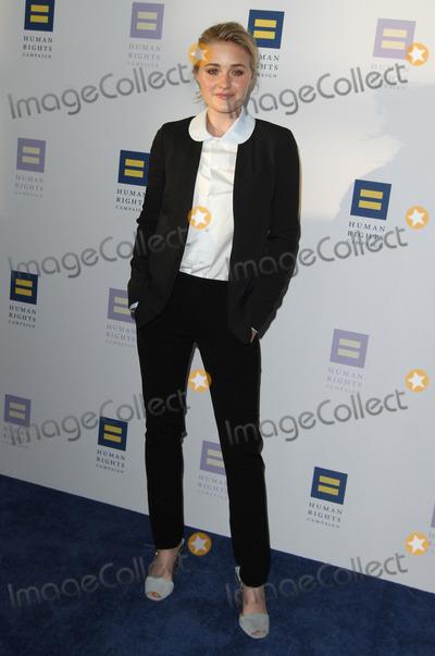 AJ Michalka Photo - The Human Rights Campaign 2017 Los Angeles Gala Dinner