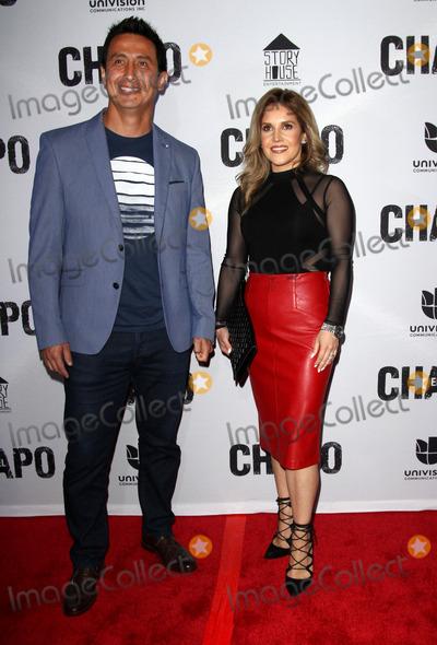 Erika Reyna Photo - Univisions El Chapo Original Series Premiere Event