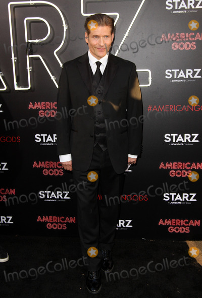 Crispin Glover Photo - American Gods Premiere