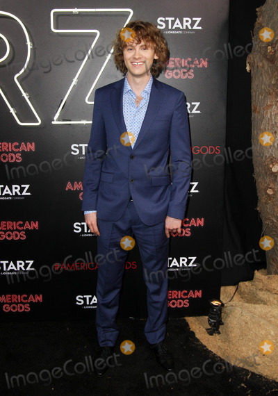 Bruce Langley Photo - American Gods Premiere