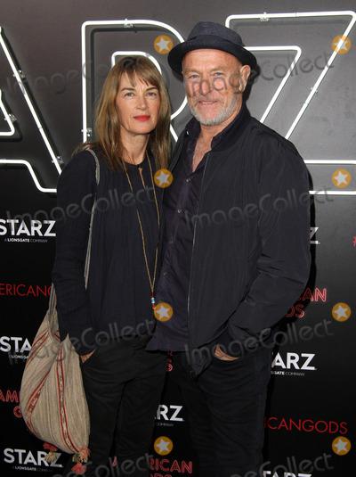 Amanda Pays,Corbin Bernsen Photo - American Gods Premiere