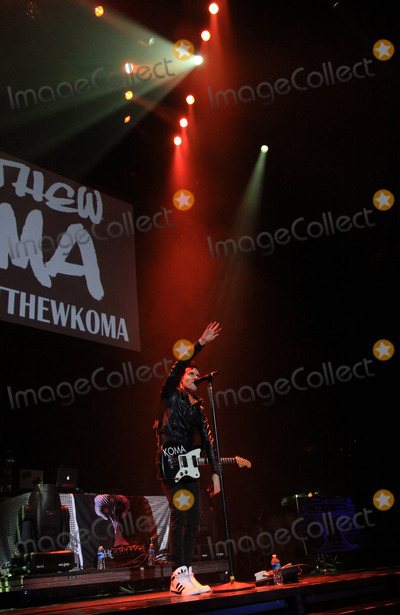 Matthew Koma,LMFAO Photo - Matthew Koma Performed On LMFAOs Sorry For Party Rocking Tour