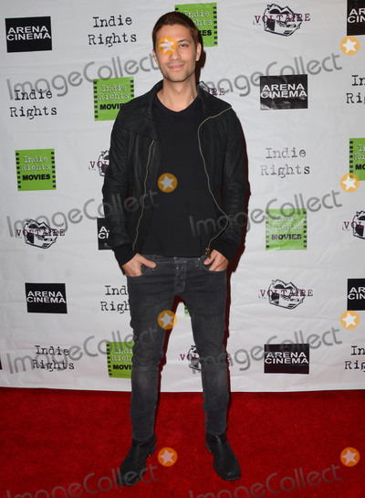 Alex Moglan Photo - 15 May 2015 - Hollywood California - Alex Moglan Arrivals for the premiere of Indie Rights Miles to Go held at Arena Cinema Photo Credit Birdie ThompsonAdMedia