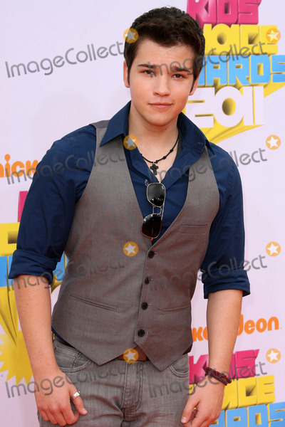 Pictures From 2011 Nickelodeon Kids' Choice Awards Nathan Kress Full Beard