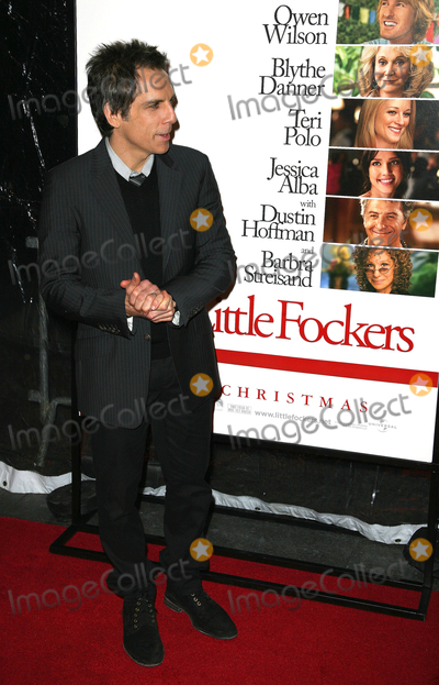 Paul Zimmerman,Ben Stiller Photo - Little Fockers World Premiere New York City