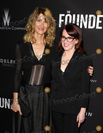 Laura Dern,Megan Mullally Photo - The Founder Premiere