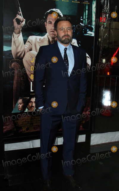 Photos From Live By Night World Premiere