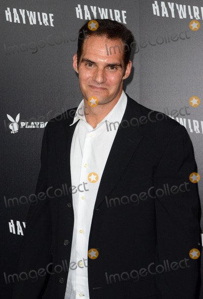 J.J. Perry Photo - Haywire Los Angeles Premiere