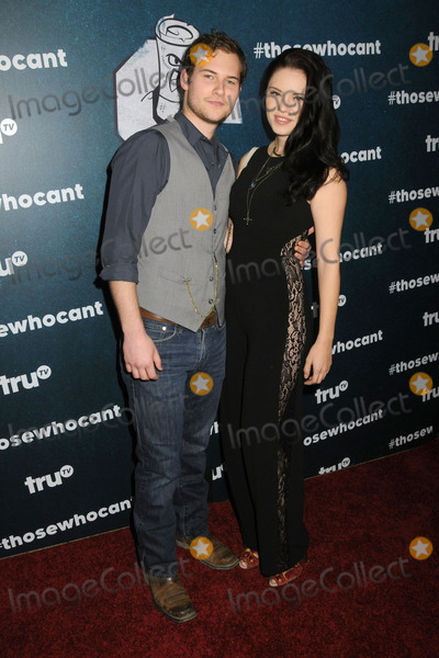 Annika Pampel Photo - 28 January 2016 - Los Angeles California - Justin Prentice Annika Pampel Those Who Cant Series Premiere held at The Wilshire Ebell Theatre Photo Credit Byron PurvisAdMedia