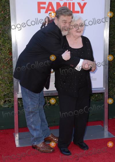 June Squibb Photo - 13 November - Los Angeles Ca - John Goodman June Squibb Arrivals for the Los Angeles premiere of Love the Coopers held at The Grove Photo Credit Birdie ThompsonAdMedia