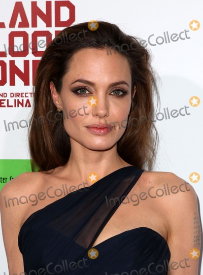 Angelina Jolie,ANGELINA JOLIE, Photo - Premiere Of FilmDistricts In The Land Of Blood And Honey