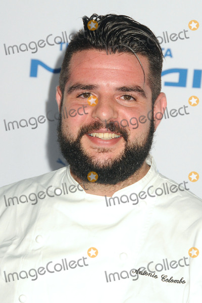 Antonio Colombo Photo - 8 October 2015 - Santa Monica California - Antonio Colombo Autism Speaks To Los Angeles Celebrity Chef Gala held at Barker Hangar Photo Credit Byron PurvisAdMedia
