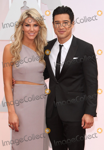 Mario Lopez,Charissa Thompson Photo - 87th Annual Academy Awards - Arrivals