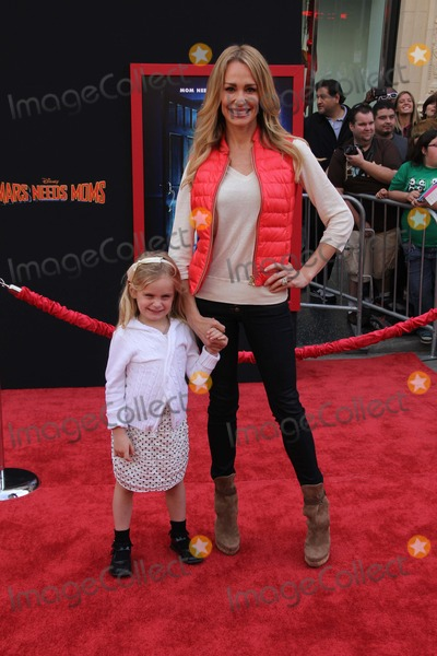 Kennedy Photo - Taylor Armstrong and daughter Kennedy at the Mars Needs Moms World Premiere El Capitan Hollywood CA 03-06-11