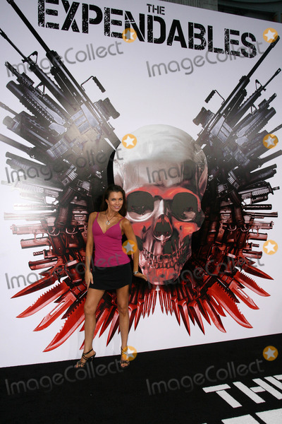 Alicia Arden Photo - The Expendables Film Screening