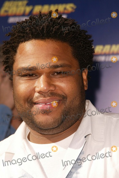 Anthony Anderson Photo - Agent Cody Banks 2-Destination London World Premiere