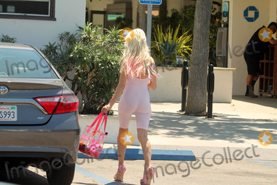 Photos From CBB Star Frenchy Morgan Spotted Eating All Alone in Malibu