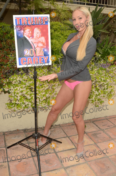 Photos From Mary Carey Announces she wants to be Donald Trump's Running Mate