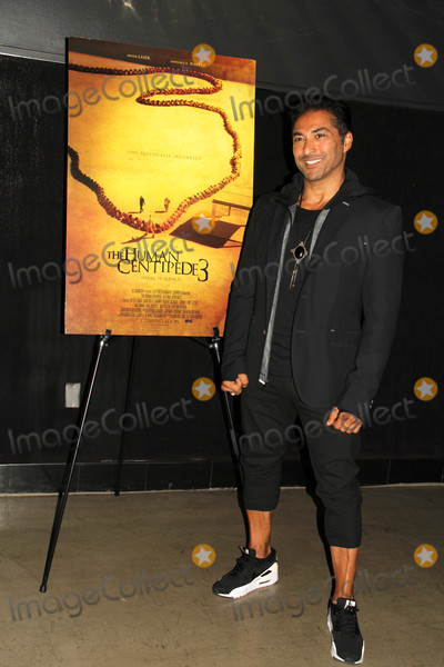 Jay Tavare Photo - Jay Tavareat The Human Centipede 3 (Final Sequence) World Premiere TCL Chinese Theater Hollywood CA 05-18-15