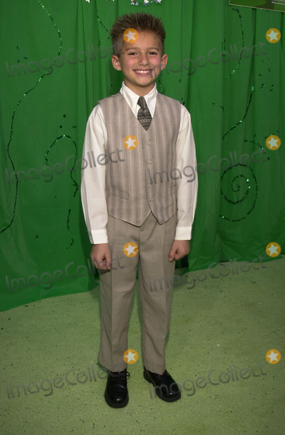 Andrew McDonough Photo - Andrew McDonough at the premiere of Disneys Return To Neverland at the El Capitan Theater Hollywood 02-10-02