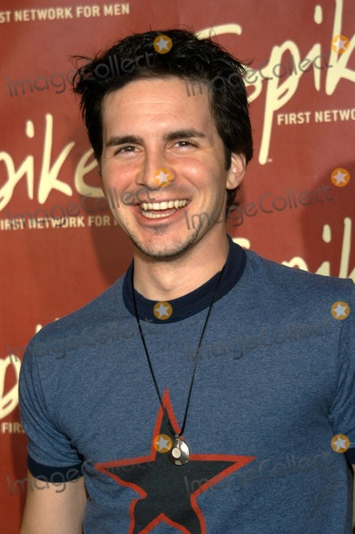 Sparks,Hal Sparks Photo - Launch of Spike TV