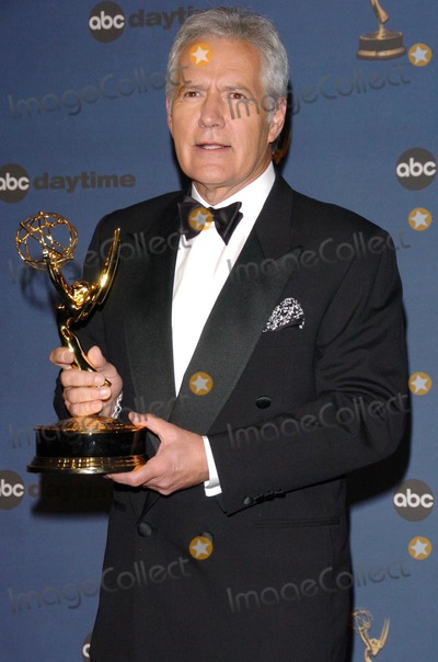 Alex Trebek Photo - The 33rd Annual Daytime Emmy Awards Press Room