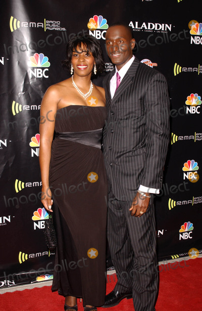 Randal Pinkett Photo - 2005 Radio Music Awards Arrivals