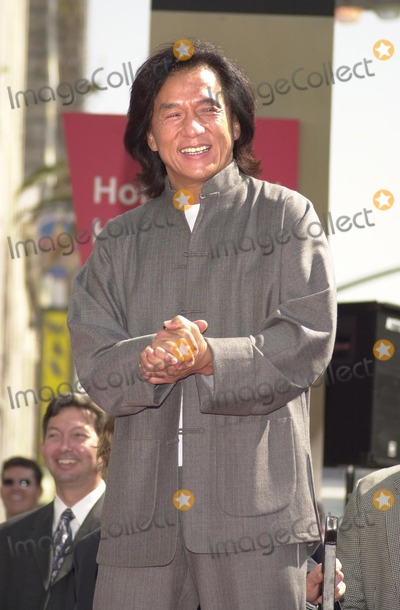 Jackie Chan Photo - Jackie Chan Star on the Walk of Fame
