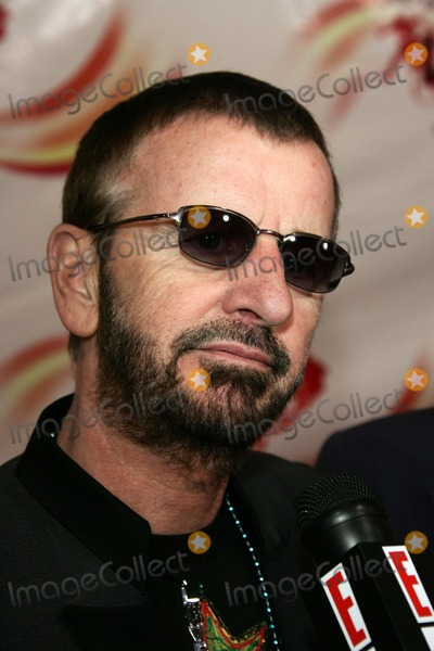 Beatles,Cirque du Soleil,Ringo Starr,The Beatles Photo - The Beatles LOVE By Cirque Du Soleil Gala Premiere