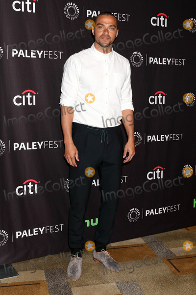 Jesse Williams Photo - Greys Anatomy at the 34th Annual PaleyFest