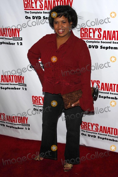 Chandra Wilson Photo - Greys Anatomy Season 2 DVD Launch Party