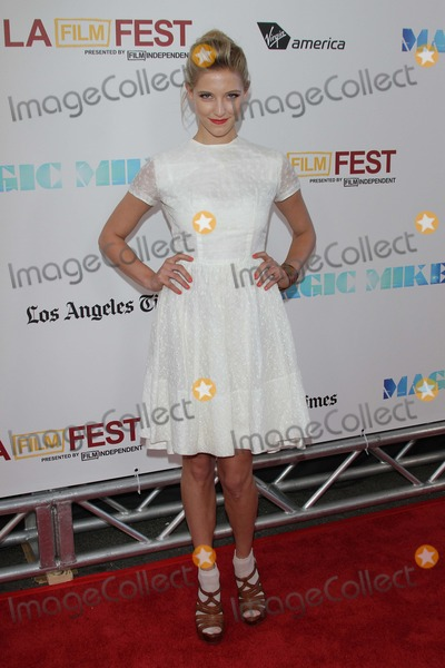 Caitlin Gerard Photo - LAFF Closing Night Gala Premiere Magic Mike