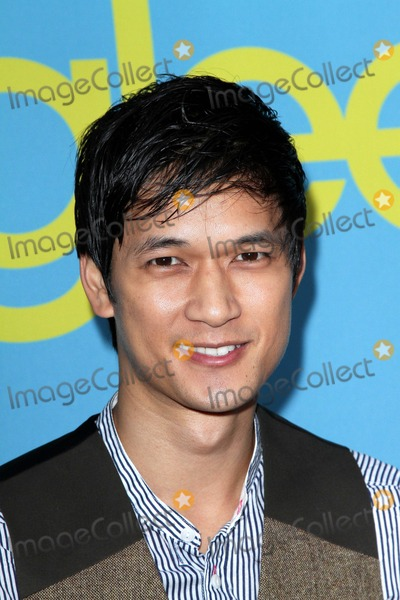 Harry Shum,Harry Shum Jr.,Harry Shum, Jr. Photo - Glee Academy Screening