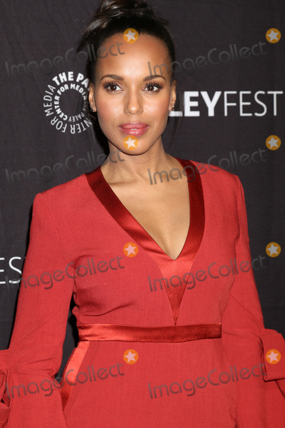 Photo - LOS ANGELES - MAR 26  Kerry Washington at the 34th Annual PaleyFest Los Angeles - Scandal at Dolby Theater on March 26 2017 in Los Angeles CA