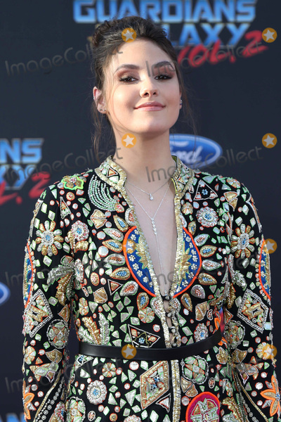 Ronni Hawk Photo - Guardians of the Galaxy Vol 2 Los Angeles Premiere