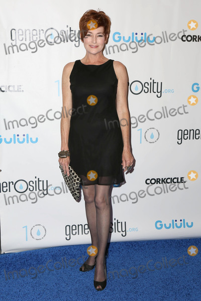 Photo - LOS ANGELES - MAR 21  Carolyn Hennesy at the Generosityorg Fundraiser For World Water Day at the Montage Hotel on March 21 2017 in Beverly Hills CA