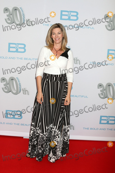 Tracy Melchior Photo - The Bold and The Beautiful 30th Anniversary Party