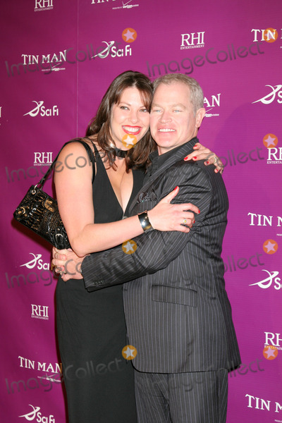 Neal Mc DONOUGH,Neal McDonough Photo - Tin Man Premiere