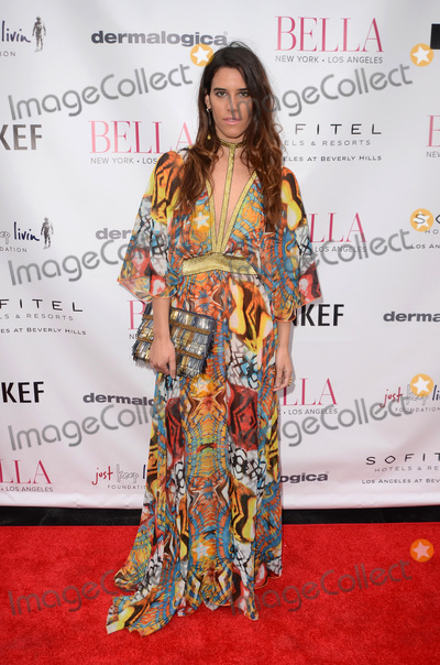 Photo - LOS ANGELES - JUN 23  Priscilla Ford at the BELLA Los Angeles Summer Issue Cover Launch Party at the Sofitel Hotel on June 23 2017 in Los Angeles CA