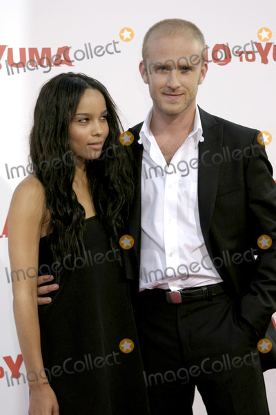 """Zoe Kravitz And Ben Foster Pictures From """"3:..."""