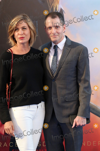 Sonya Walger Photos - LOS ANGELES - MAY 25  Sonya Walger Allan Heinberg at the Wonder Woman Los Angeles Premiere at the Pantages Theater on May 25 2017 in Los Angeles CA