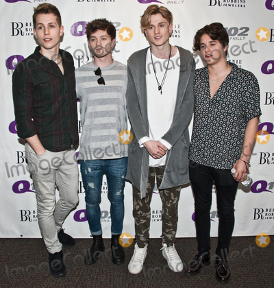 Photos From The Vamps Visit Q102