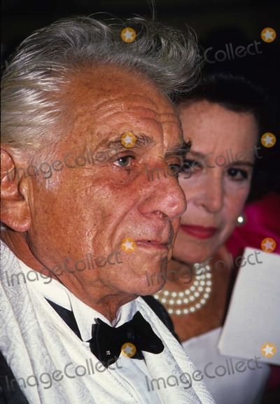 Leonard Bernstein Photo - ADAM SCULL STOCK - Archival Pictures - PHOTOlink - 104509