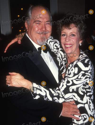 Carol Burnett,Robert Altman Photo - Adam Scull Stock - Archival Pictures - PHOTOlink - 104014